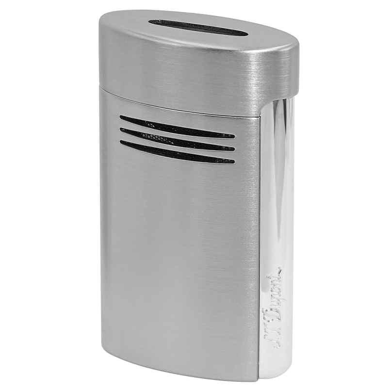 S.T. Dupont 020702 Lighter Megajet Chrome brushed 3597390263858