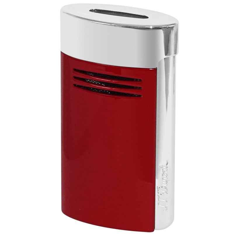 S.T. Dupont 020703 Lighter Megajet Red/Chrome 3597390263865