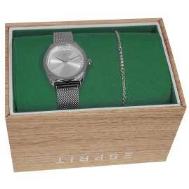 Esprit ES1L100M0055 Ladies' Watch Set with Bracelet Slice Dot