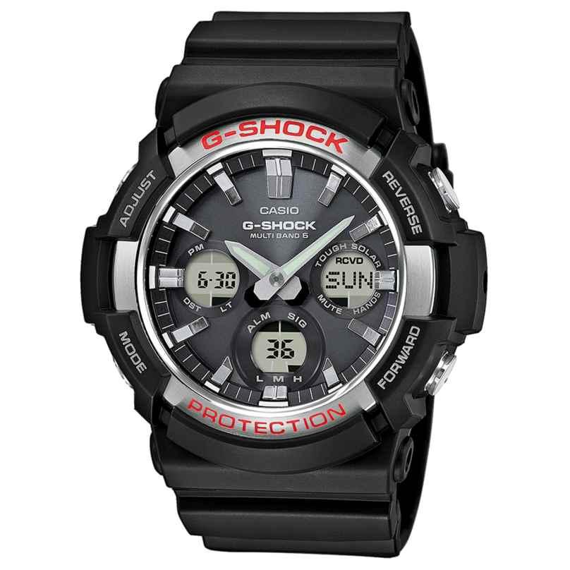 Casio GAW-100-1AER G-Shock AnaDigi Funk Solar Herrenuhr 4549526163494