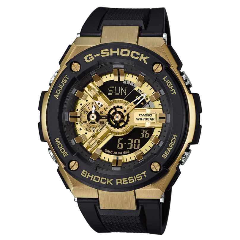 Casio GST-400G-1A9ER G-Shock Herrenarmbanduhr G-Steel 4549526176685