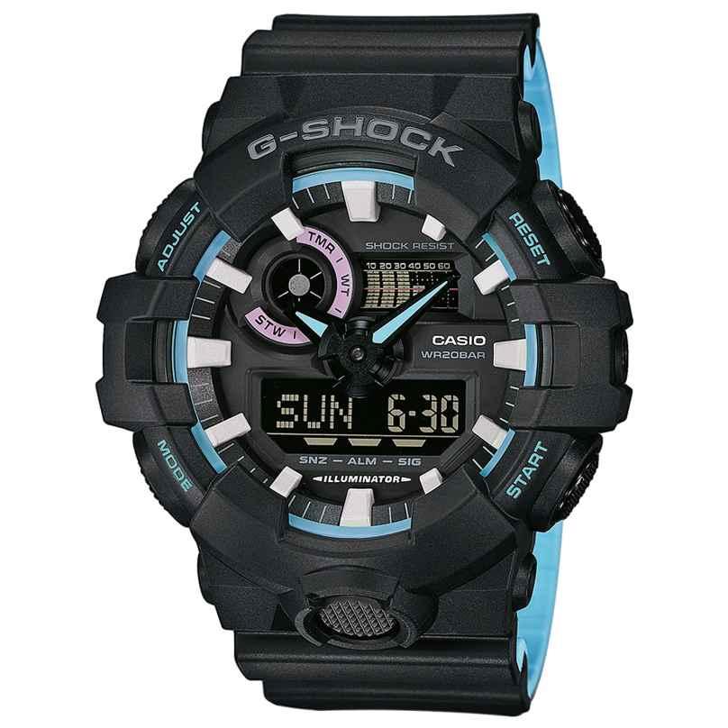 Casio GA-700PC-1AER G-Shock AnaDigi Herrenuhr 4549526170607