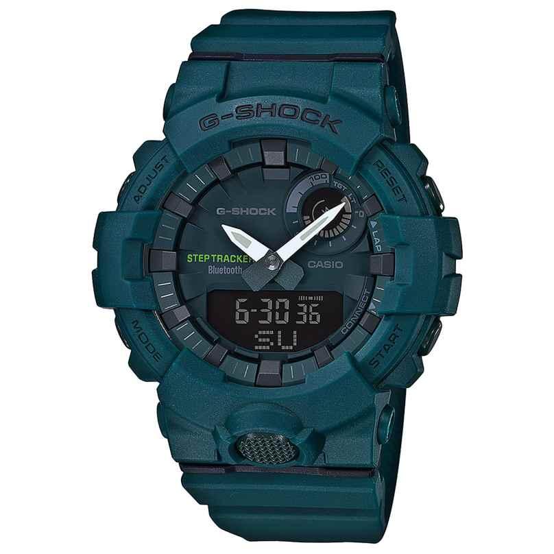Casio GBA-800-3AER G-Shock Schrittzähler Bluetooth Armbanduhr 4549526179204