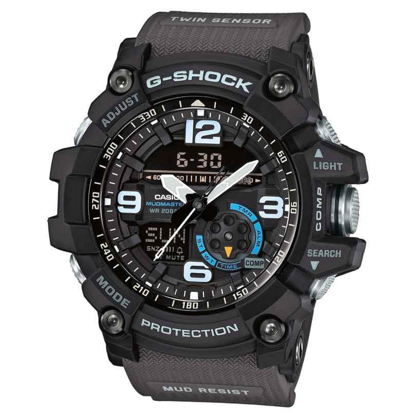 Casio GG-1000-1A8ER G-Shock Mudmaster Herrenuhr 4549526195662