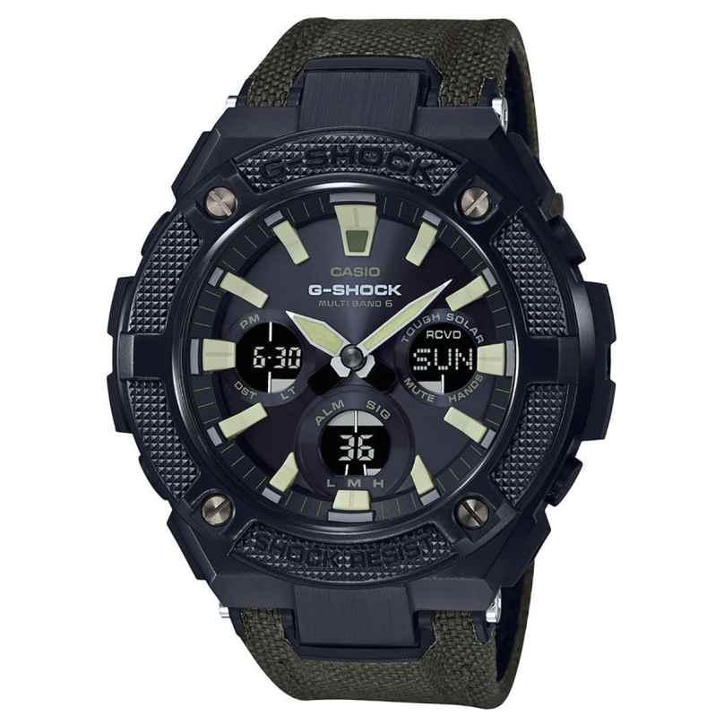 Casio GST-W130BC-1A3ER G-Shock AnaDigi Funk-Solar-Herrenuhr 4549526188329