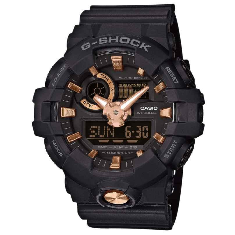 Casio GA-710B-1A4ER G-Shock AnaDigi Herrenuhr 4549526191084