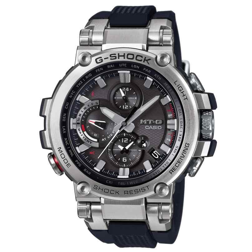 Casio MTG-B1000-1AER G-Shock MT-G Funk-Solar-Herrenuhr 4549526195853