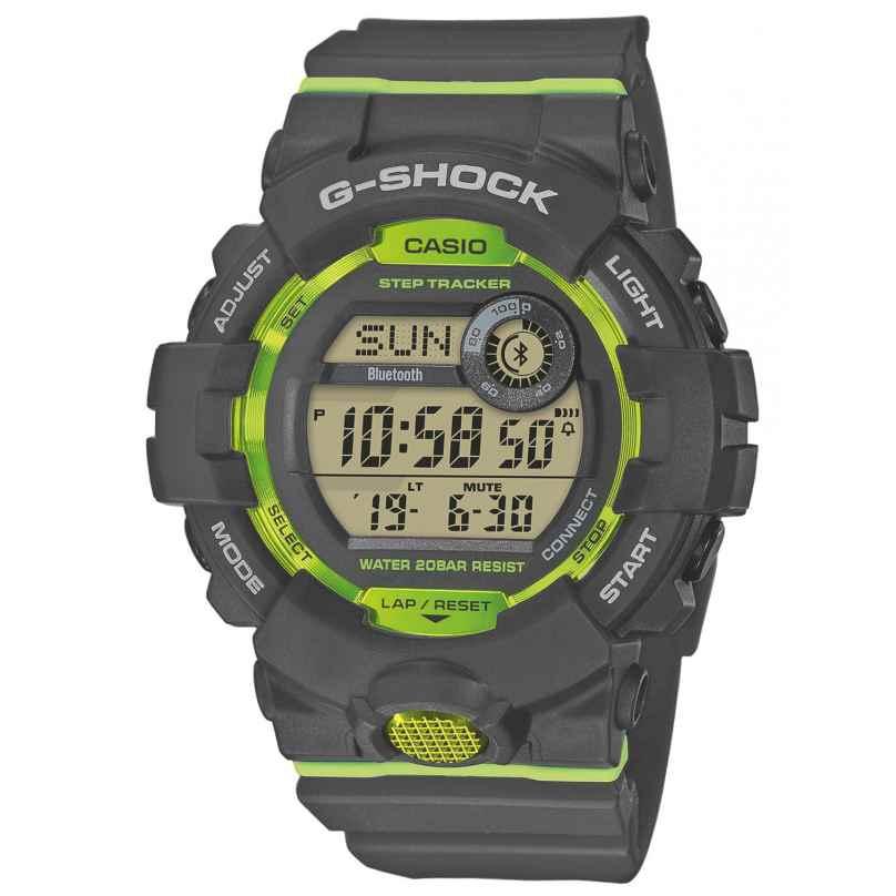 Casio GBD-800-8ER G-Shock G-Squad Bluetooth Herrenuhr mit Schrittzähler 4549526202384