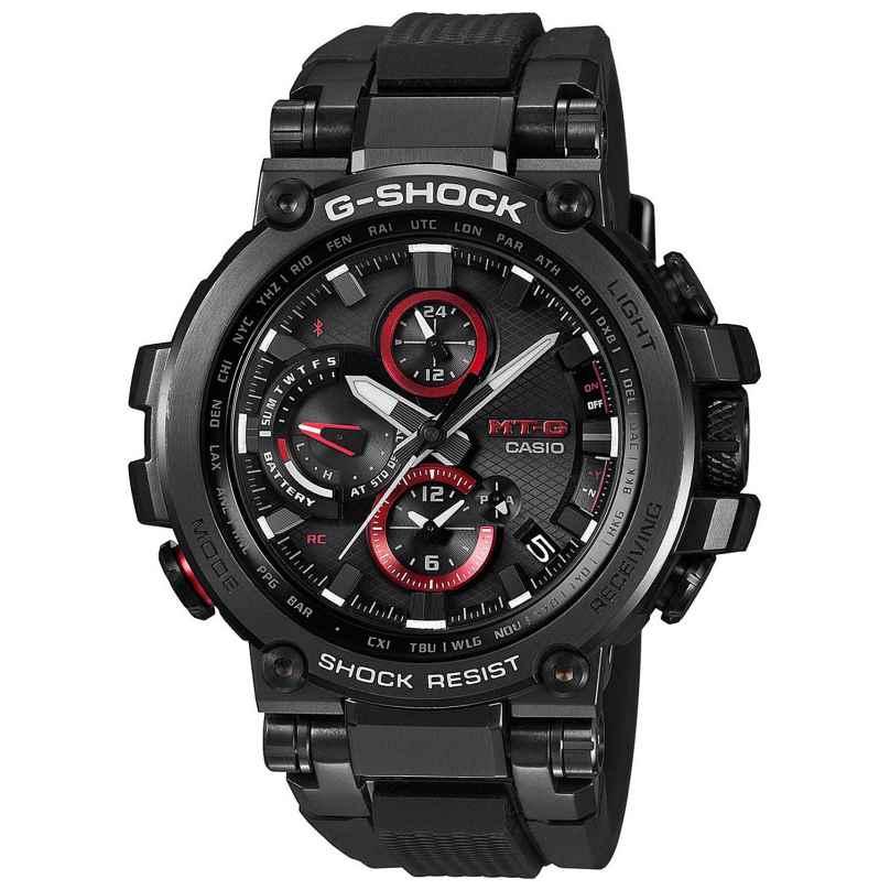 Casio MTG-B1000B-1AER G-Shock MT-G Funk-Solar Herrenuhr 4549526195808