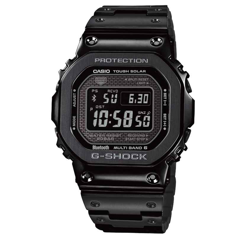 Casio GMW-B5000GD-1ER G-Shock Limited Radio-Controlled Solar Men's Watch 4549526207518