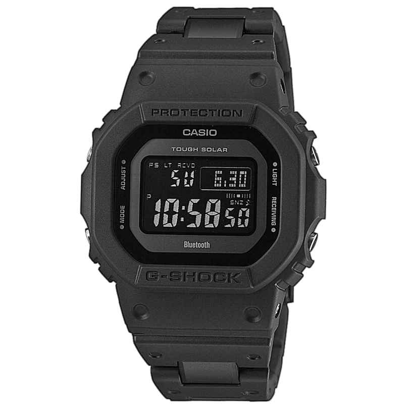 Casio GW-B5600BC-1BER G-Shock Digital Radio-Controlled Solar Men's Watch 4549526207617