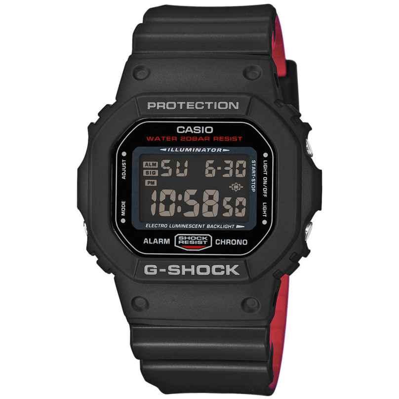 Casio DW-5600HR-1ER G-Shock Digital-Herrenarmbanduhr 4549526137815