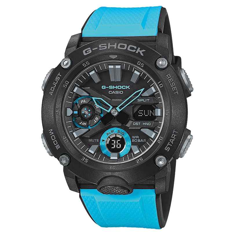 Casio GA-2000-1A2ER G-Shock Men´s Watch 4549526219436