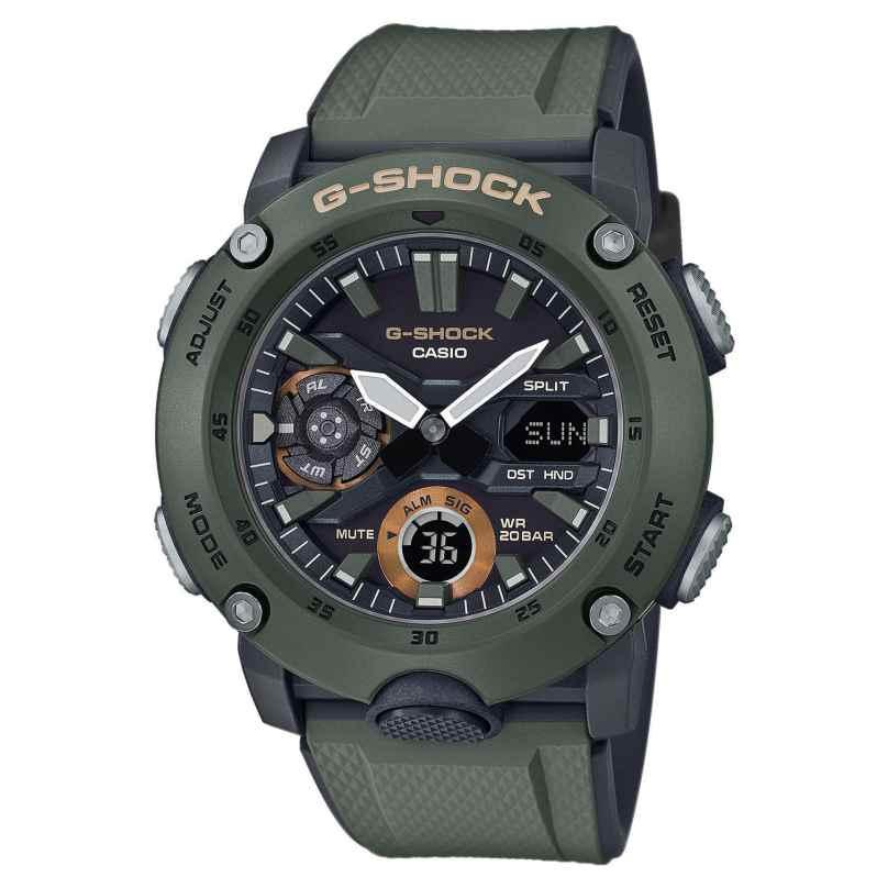 Casio GA-2000-3AER G-Shock Herren-Armbanduhr 4549526221392