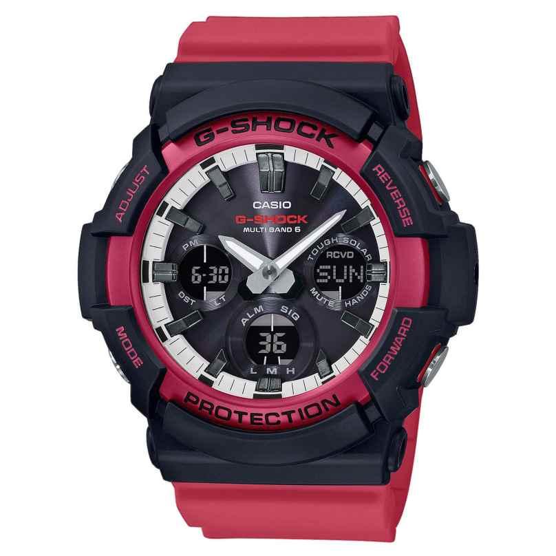 Casio GAW-100RB-1AER G-Shock Funk-Solar-Armbanduhr 4549526222948