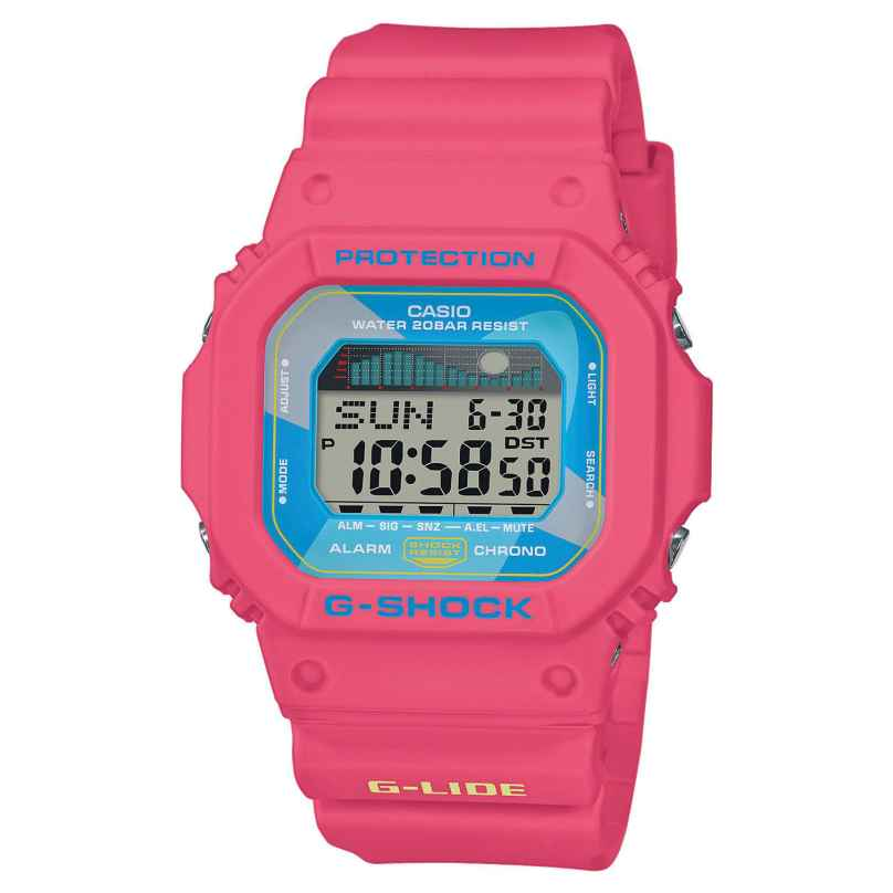 Casio GLX-5600VH-4ER G-Shock Digitaluhr 4549526222207