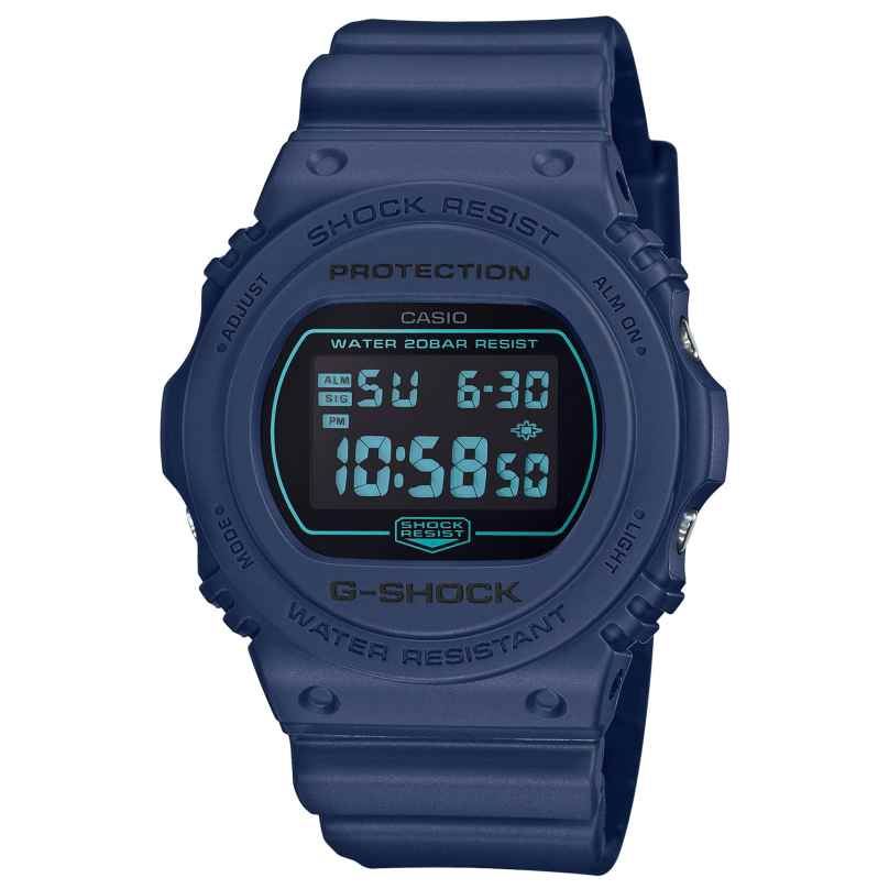 Casio DW-5700BBM-2ER G-Shock Armbanduhr mit Digitalanzeige 4549526224751