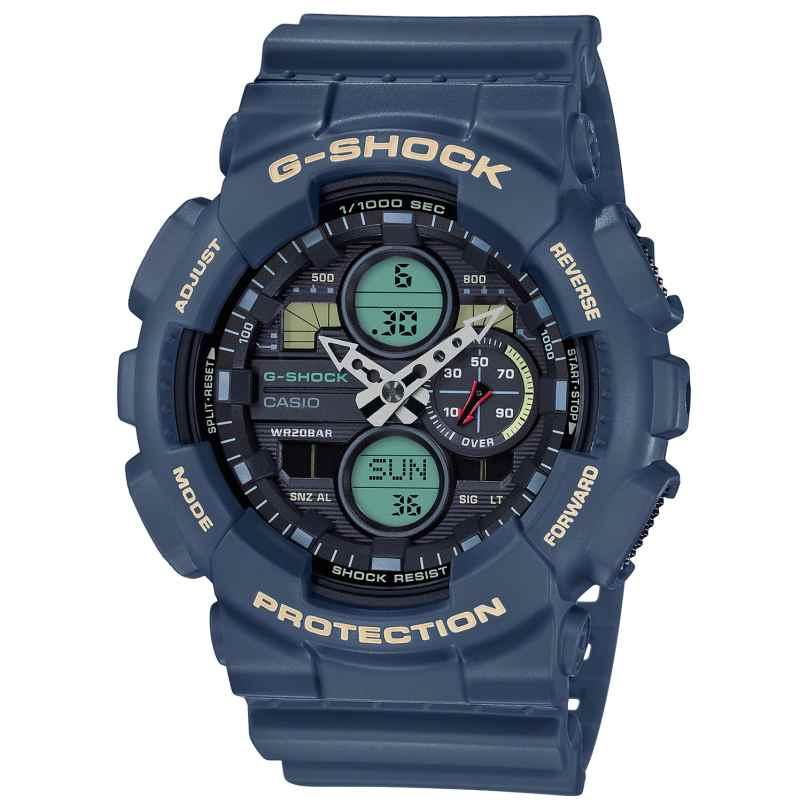 Casio GA-140-2AER G-Shock Herren-Armbanduhr 4549526235658