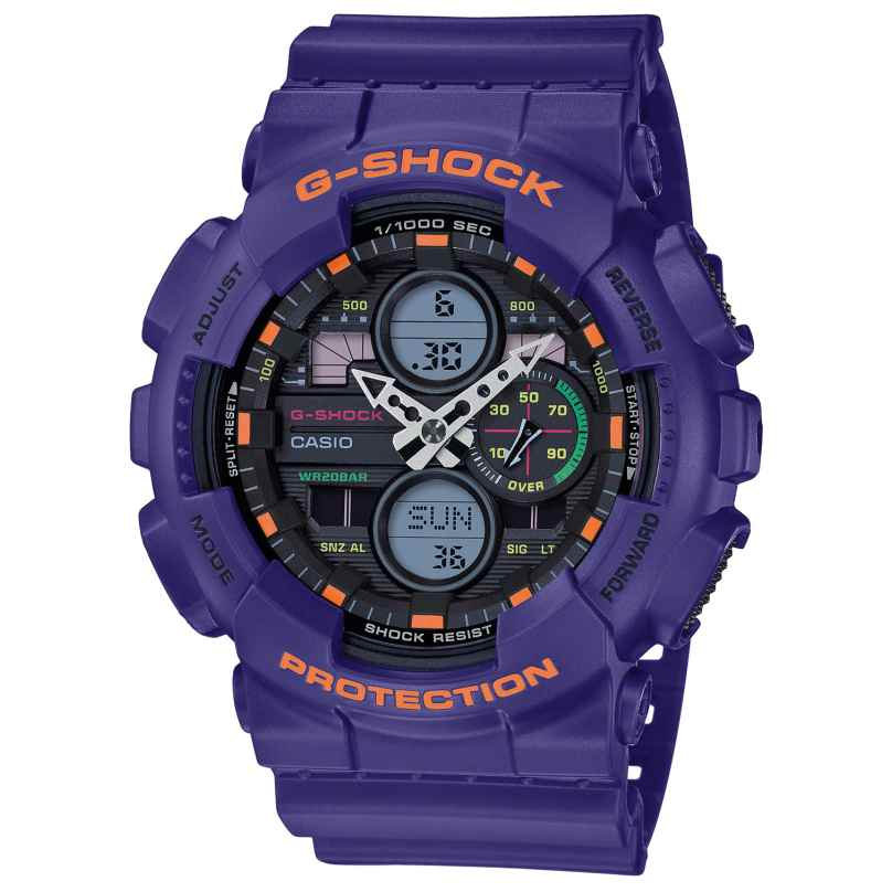 Casio GA-140-6AER G-Shock Men´s Watch 4549526235757