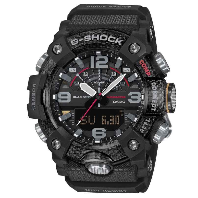 Casio GG-B100-1AER G-Shock Master of G Mudmaster Bluetooth Herrenuhr 4549526235504