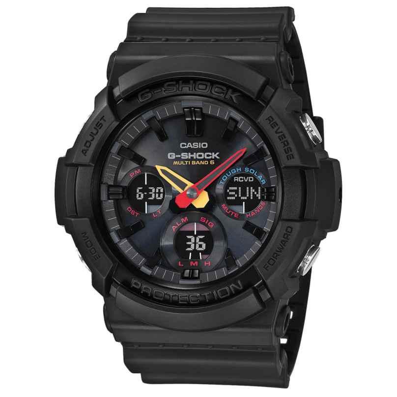 Casio GAW-100BMC-1AER G-Shock Funk-Solar-Herrenuhr 4549526241277