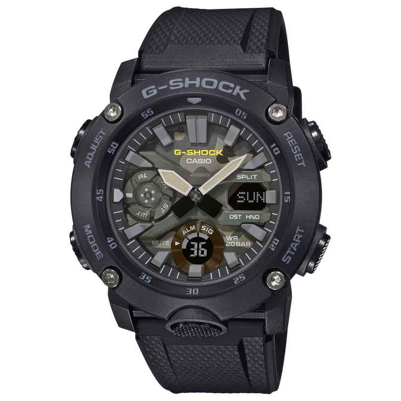 Casio GA-2000SU-1AER G-Shock Ana-Digi Men's Watch Camouflage 4549526258930