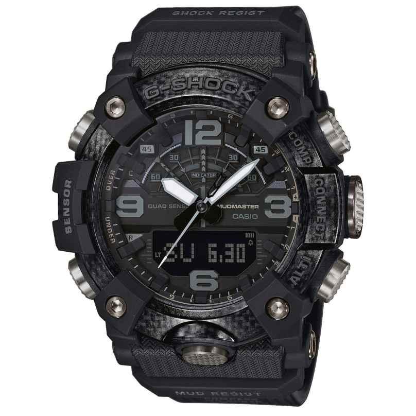 Casio GG-B100-1BER G-Shock Master of G Mudmaster Bluetooth Men's Watch 4549526252846