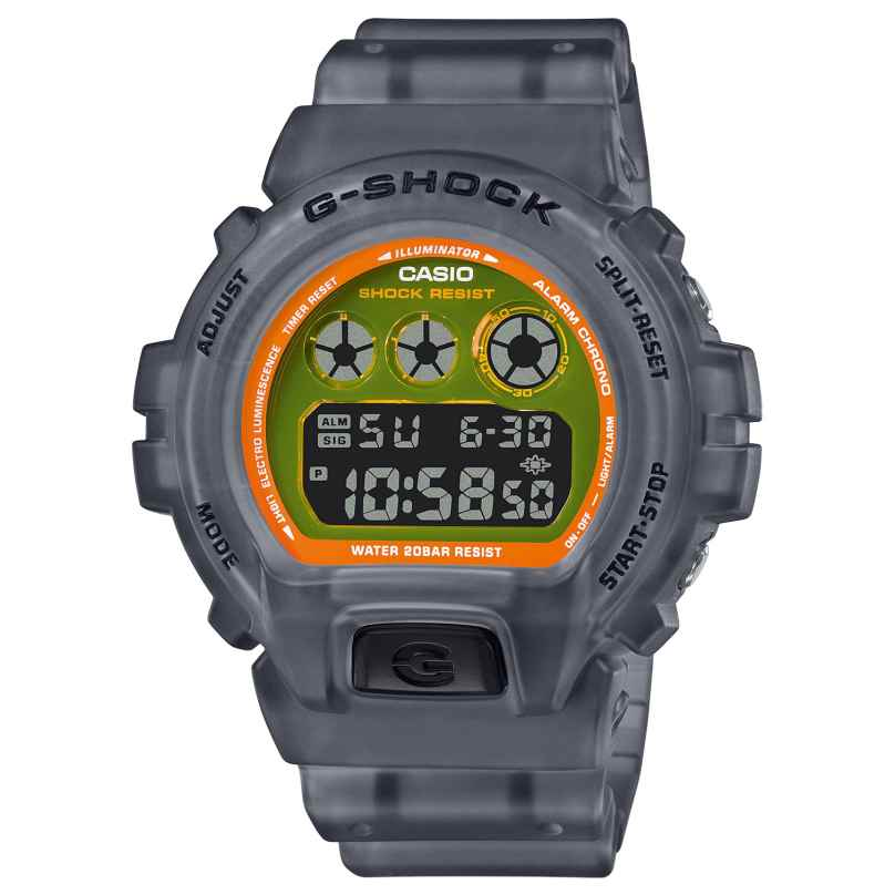 Casio DW-6900LS-1ER G-Shock Trending Digital Watch 4549526269066
