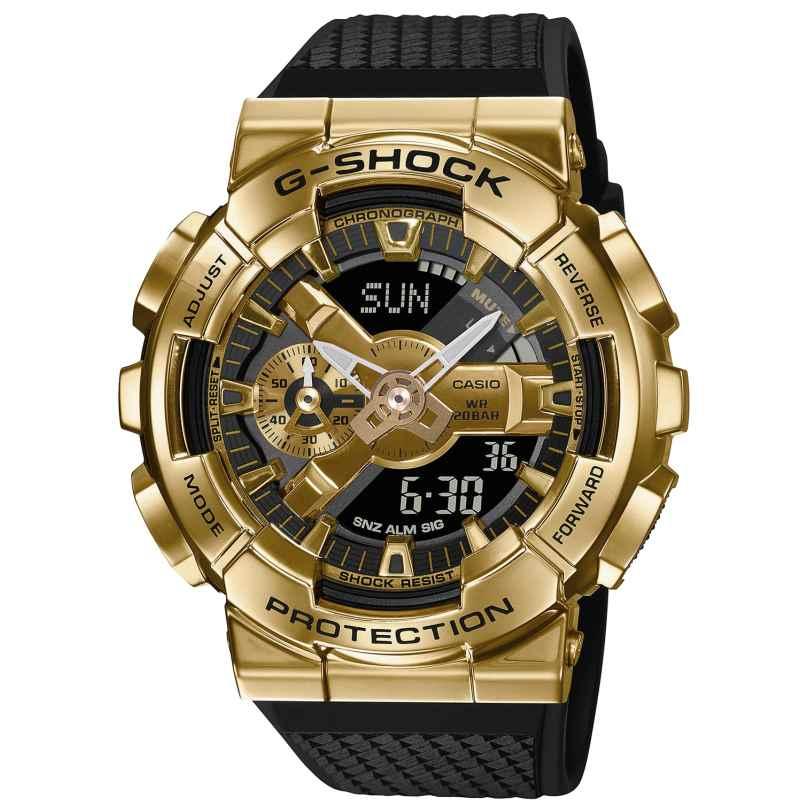 Casio GM-110G-1A9ER G-Shock Herrenuhr Goldfarben/Schwarz 4549526274152