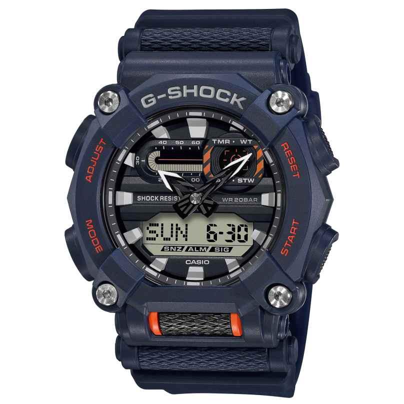 Casio GA-900-2AER G-Shock Herrenuhr Blau 4549526274350