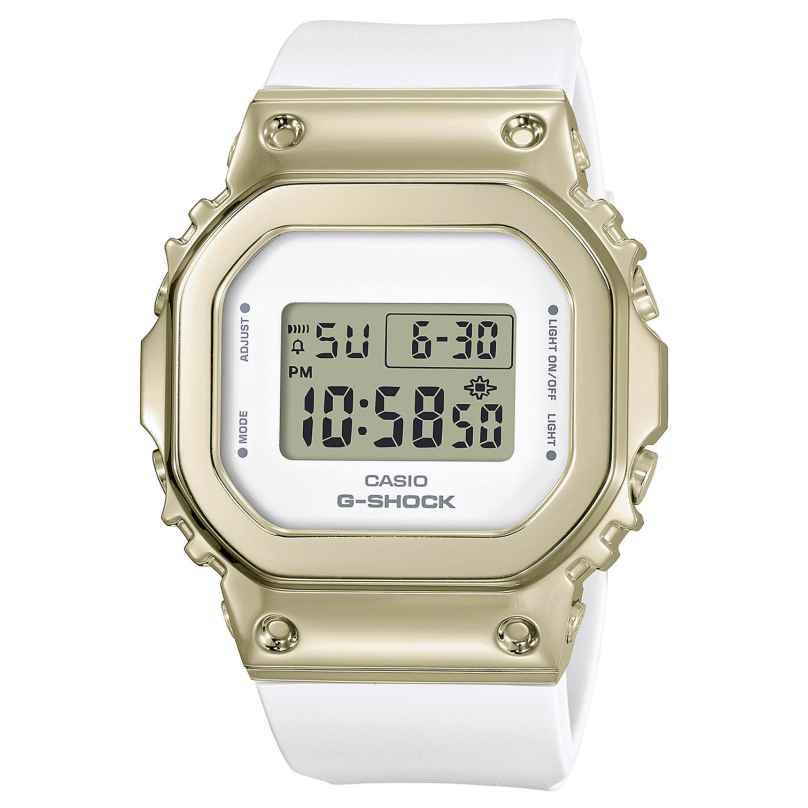 Casio GM-S5600G-7ER G-Shock Ladies' Digital Watch White 4549526273520