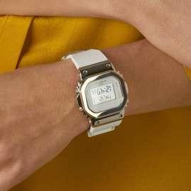 Casio GM-S5600G-7ER G-Shock Damen-Digitaluhr Weiß