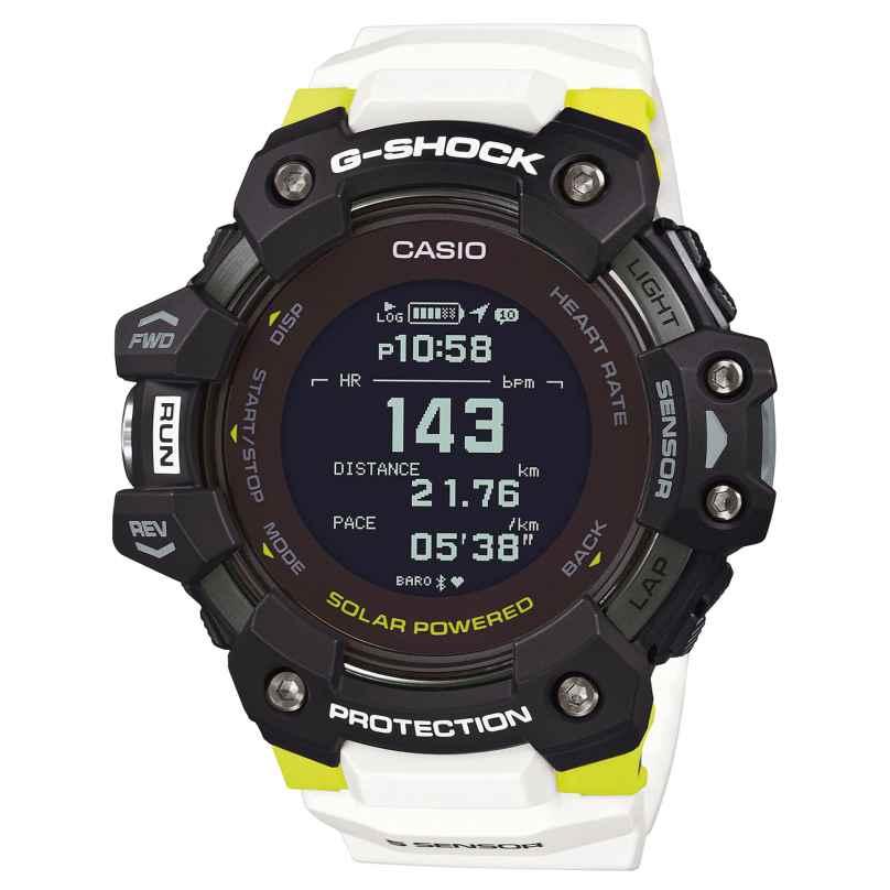Casio GBD-H1000-1A7ER G-Shock Bluetooth Smartwatch Men's Watch White 4549526257650