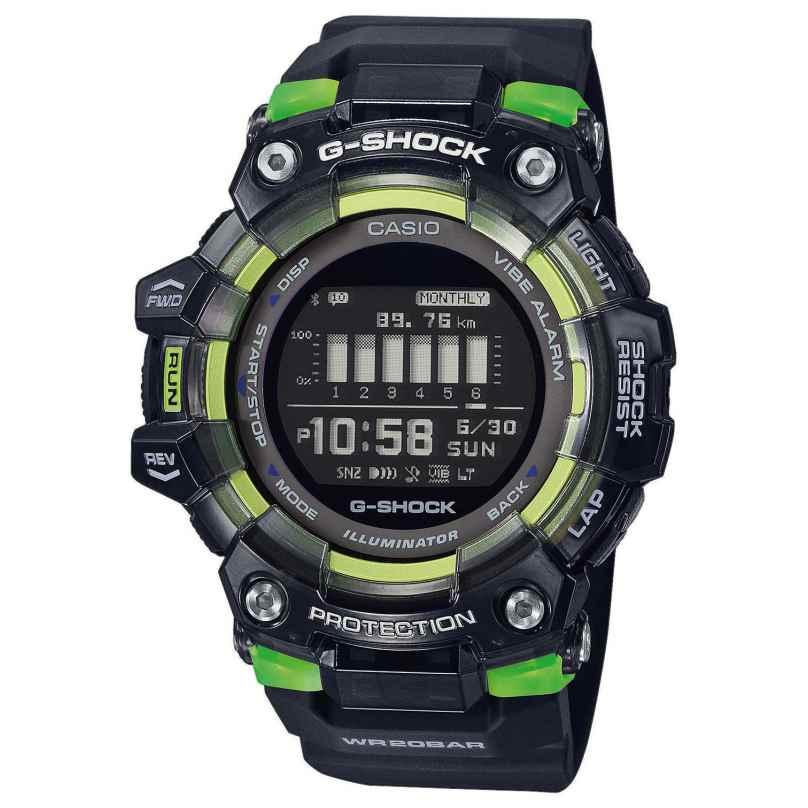 Casio GBD-100SM-1ER G-Shock G-Squad Digital Watch with Bluetooth Black 4549526297175