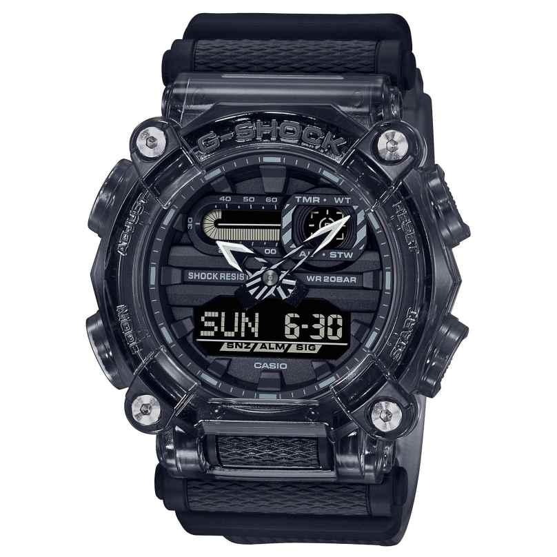 Casio GA-900SKE-8AER G-Shock Classic Skeleton Herren-Armbanduhr 4549526298233