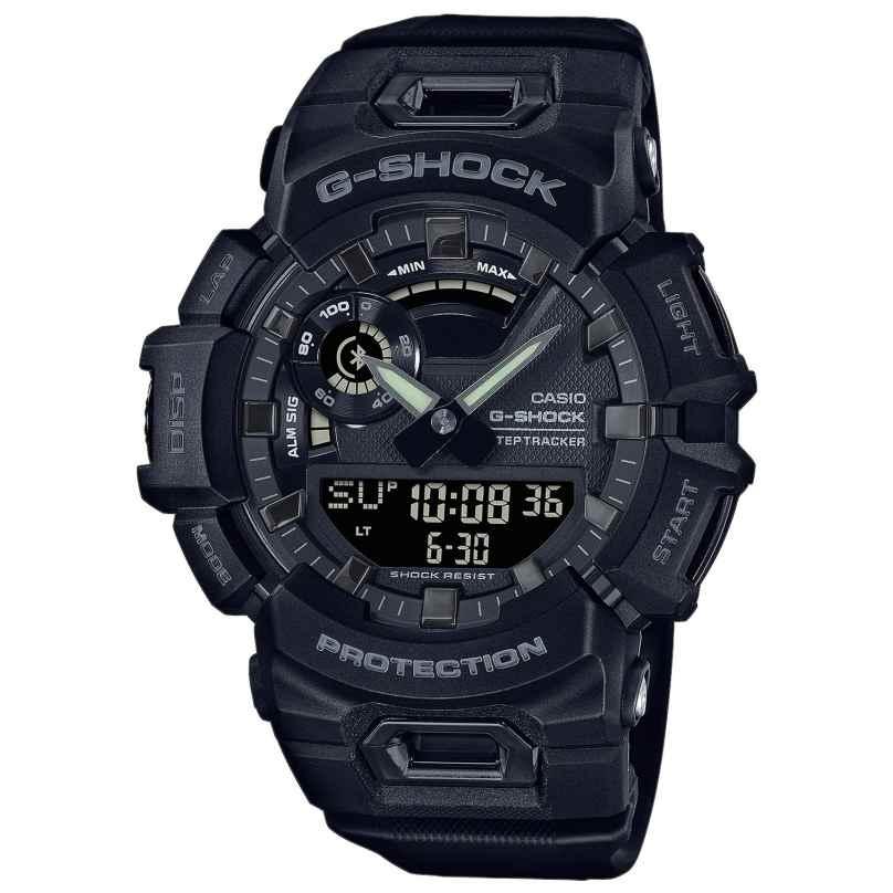 Casio GBA-900-1AER G-Shock G-Squad AnaDigi Herrenuhr Schwarz 4549526301674