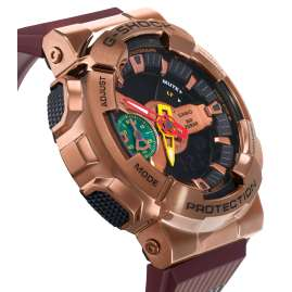 Casio GM-110RH-1AER G-Shock Limited Men's Watch with 2 Straps Rui Hachimura