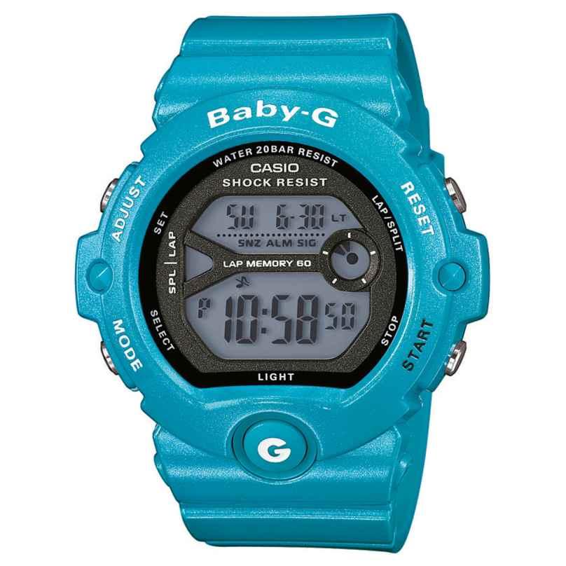 Casio BG-6903-2ER Baby-G Digital Ladies Watch 4971850988472