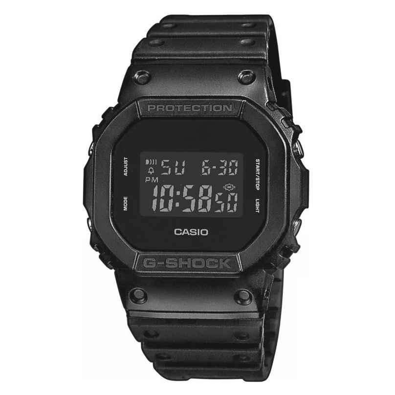 Casio DW-5600BB-1ER G-Shock Digital-Herrenuhr 4971850959786