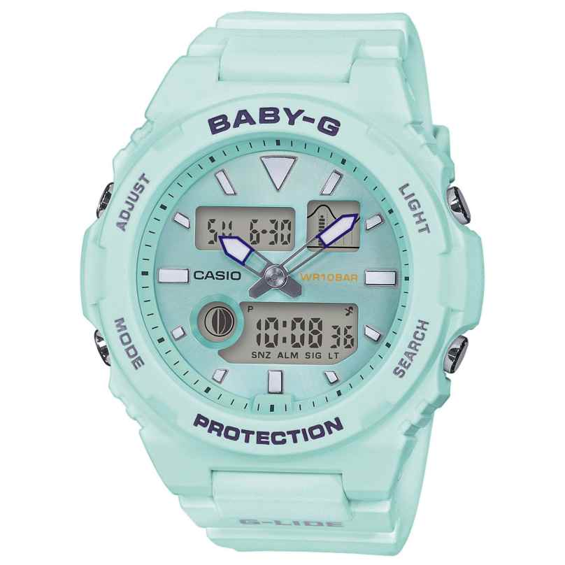 Casio BAX-100-3AER Baby-G Damenuhr 4549526219658