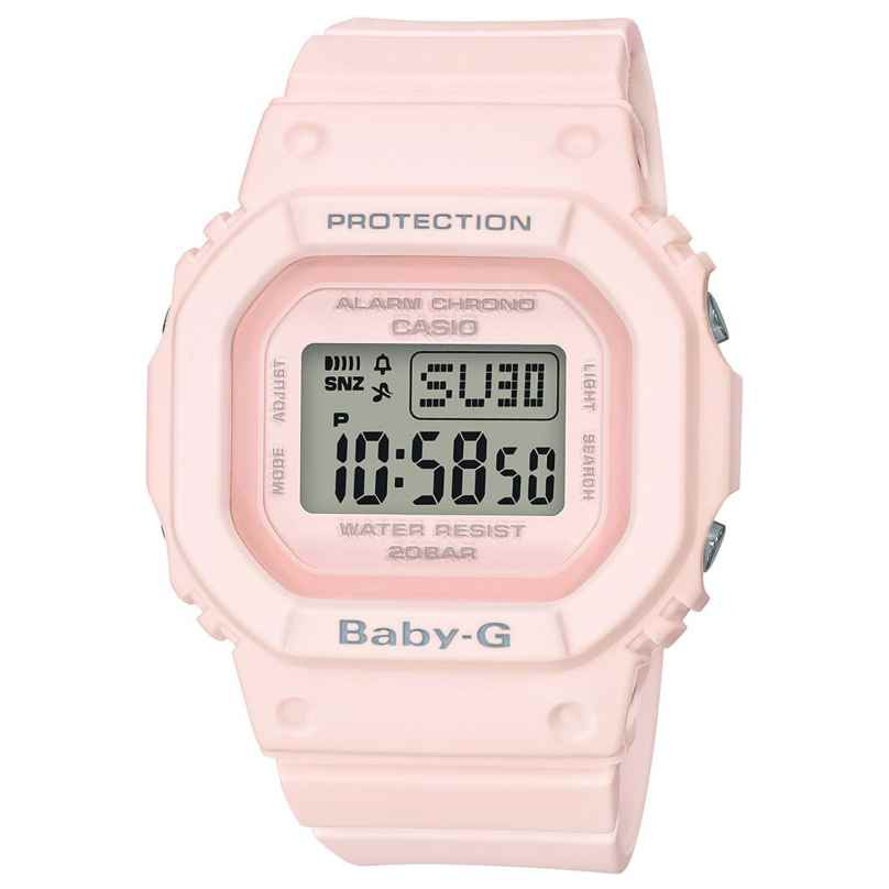 Casio BGD-560-4ER Baby-G Ladies´ Wristwatch 4549526169731