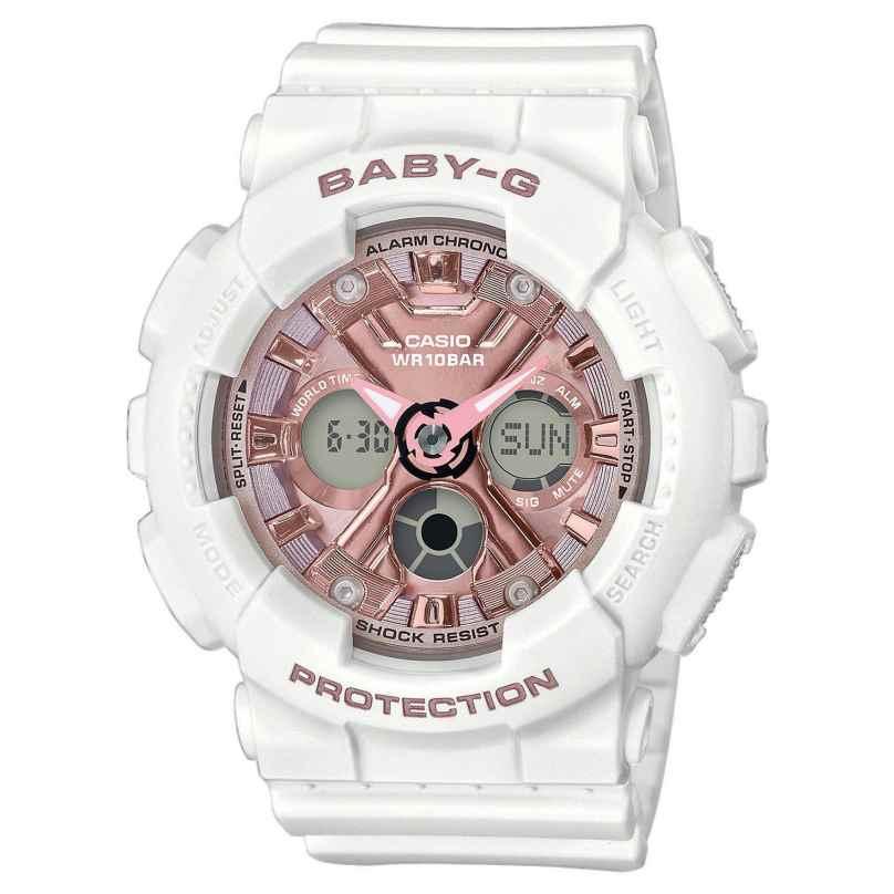 Casio BA-130-7A1ER Baby-G Damenuhr Urban Style 4549526225727