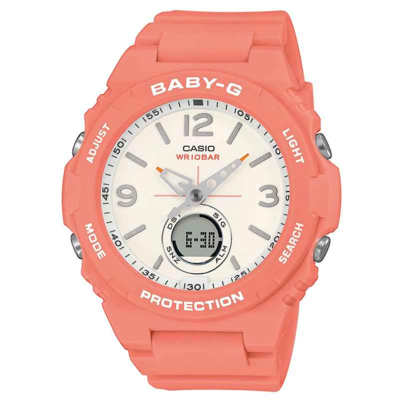 Casio BGA-260-4AER Baby-G Ladies' Watch 4549526247996