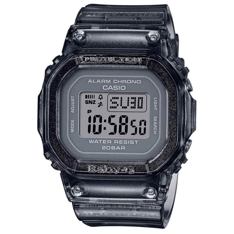 Casio BGD-560S-8ER Baby-G Urban Ladies' Watch Anthracite 4549526273681