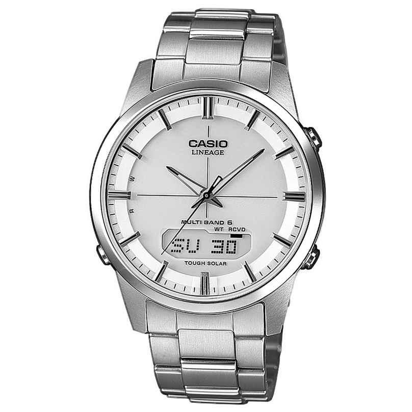 Casio LCW-M170TD-7AER Lineage Tough Solar Funkuhr 4971850989844
