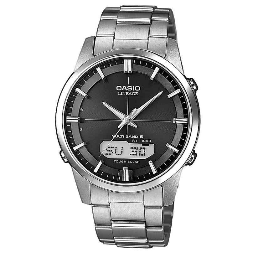 Casio LCW-M170TD-1AER Lineage Tough Solar Radio Watch 4971850989820