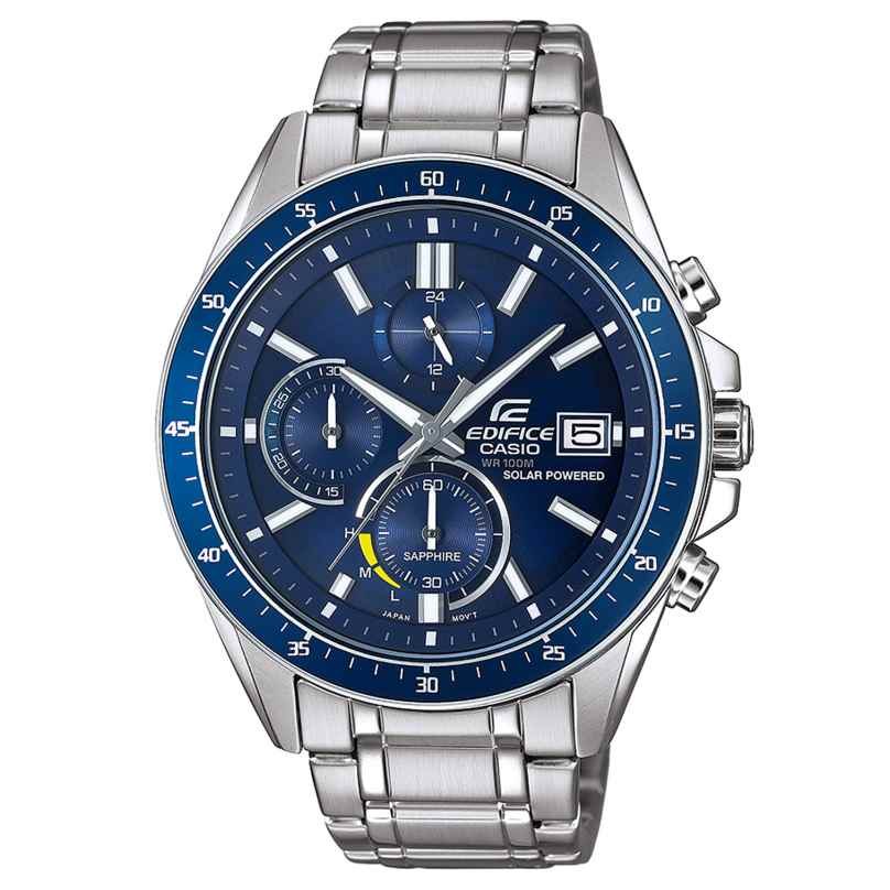 Casio EFS-S510D-2AVUEF Edifice Chronograph Solar Herrenuhr 4549526176173