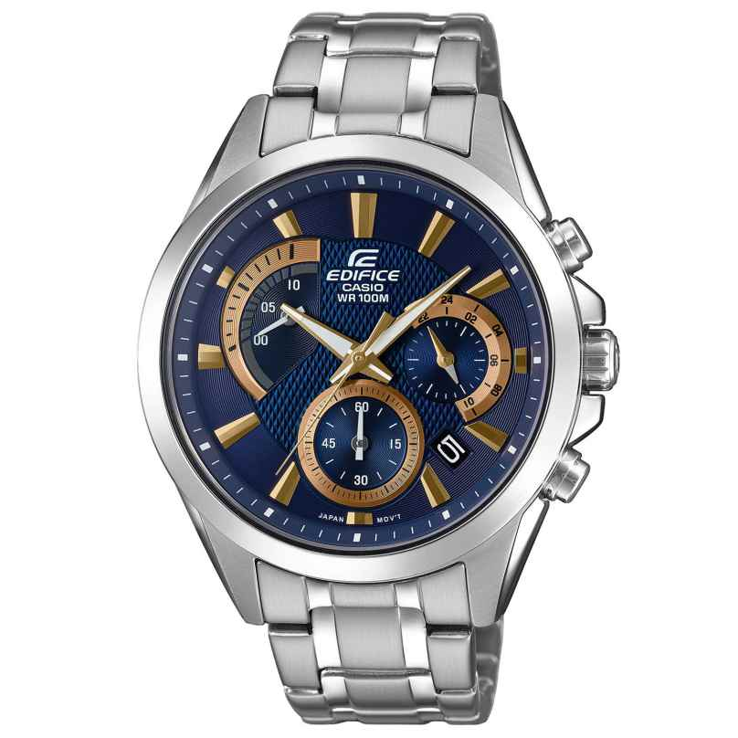 Casio EFV-580D-2AVUEF Edifice Herrenuhr Chronograph 4549526210730