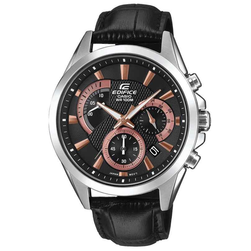 Casio EFV-580L-1AVUEF Edifice Herren-Armbanduhr Chronograph 4549526210679