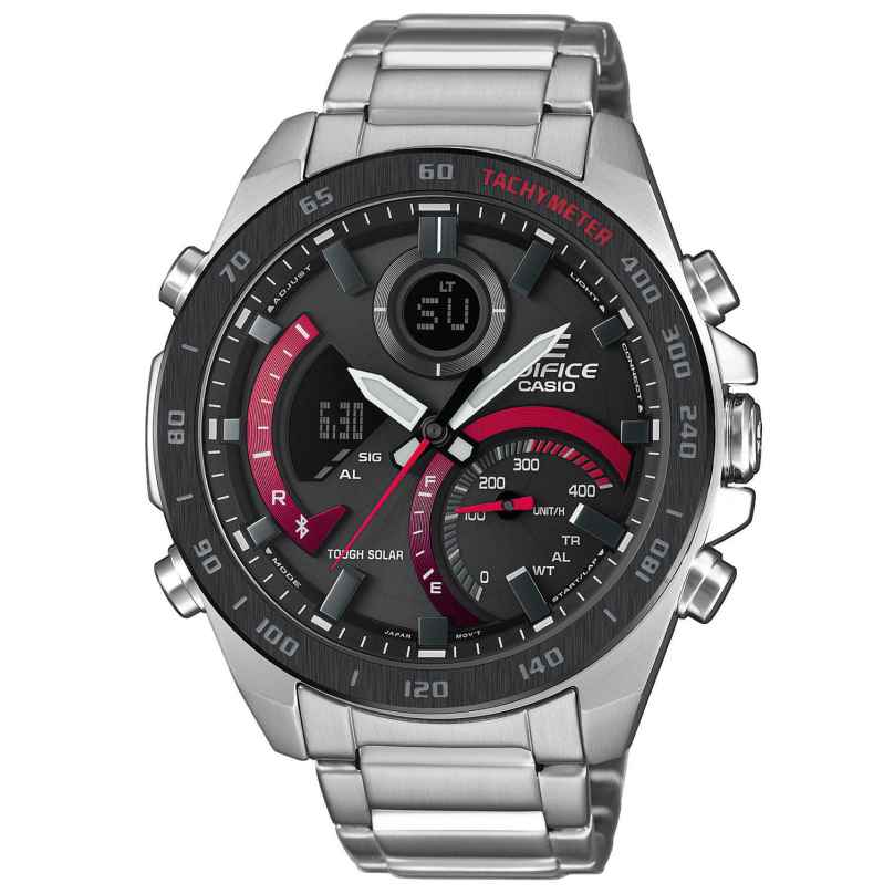 Casio ECB-900DB-1AER Edifice Solar Men´s Watch with Bluetooth 4549526218750